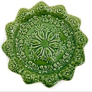 Bordallo Pinheiro Briar Patch Green Salad Plates